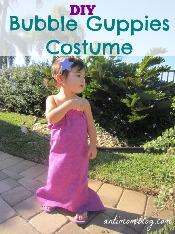 Bubble Guppies Halloween Costumes oona bubble guppies inspired tutu dress pink by lilcutiecreations Diy Bubble Guppies Costume The Anti Mom Blog